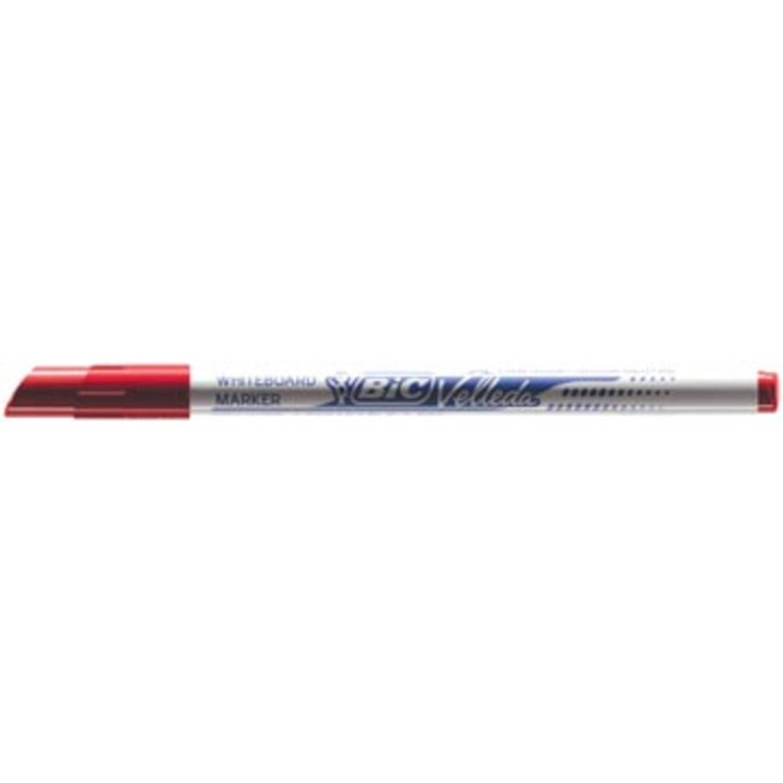 Korting Bic Whiteboardmarker 1721 Rood