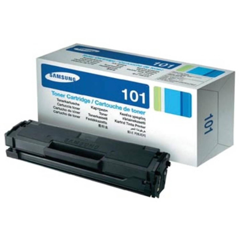 Samsung Tonercassette D101S MLT-D101S-ELS Origineel Zwart 1500 bladzijden