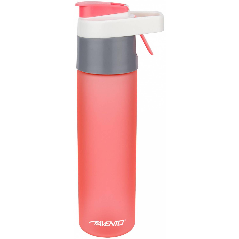Afbeelding van Avento Drinkfles Spray 0.6 Liter roze
