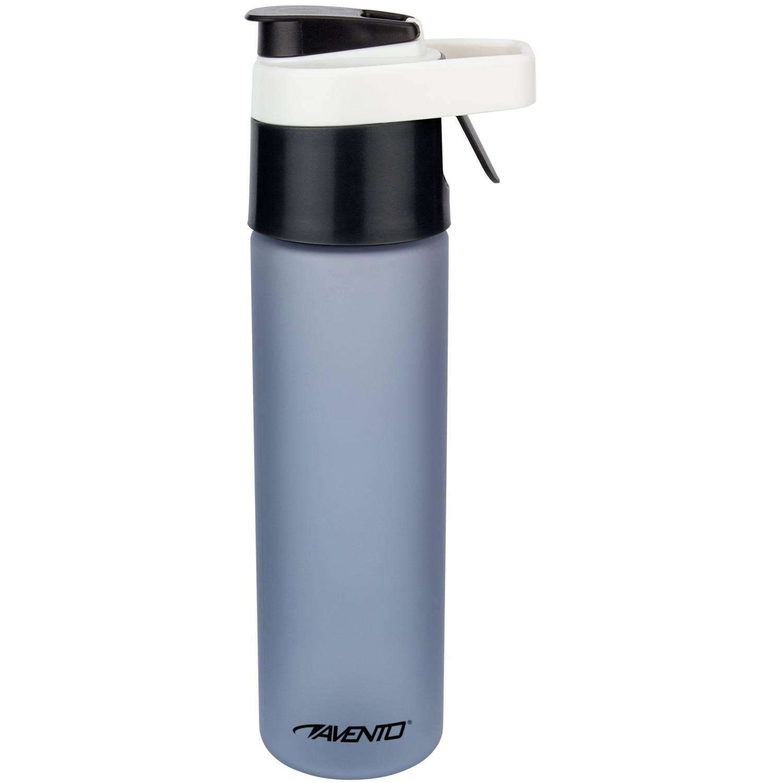 Afbeelding van Avento Drinkfles Spray 0.6 Liter zwart