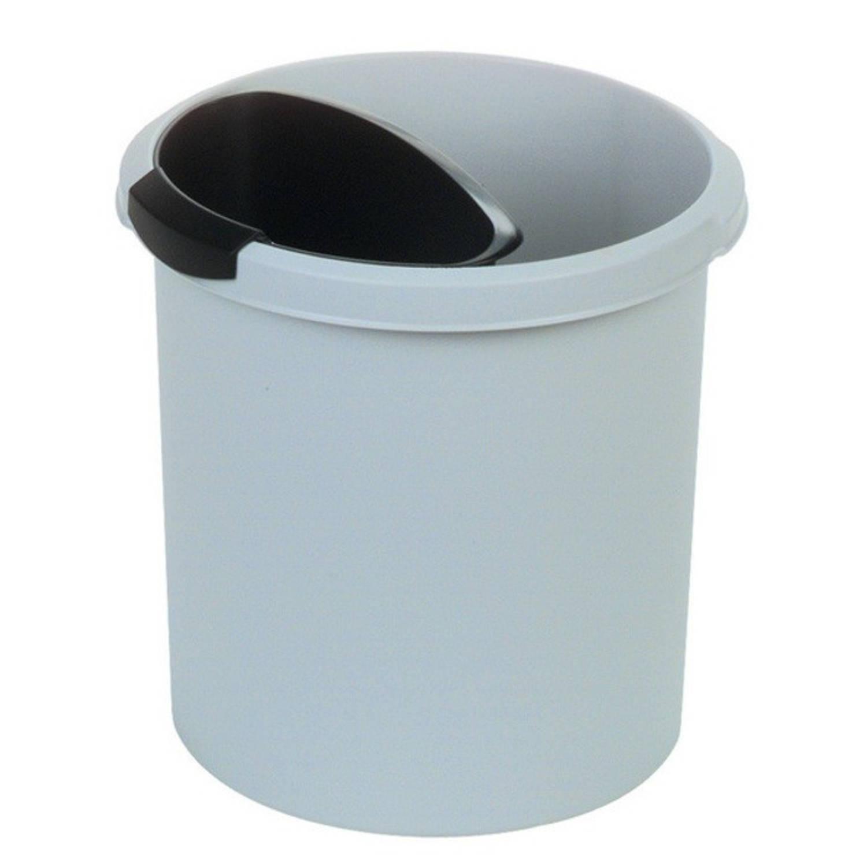 Inzetbak Voor Afvalbak Han Moon 6 Liter Zwart