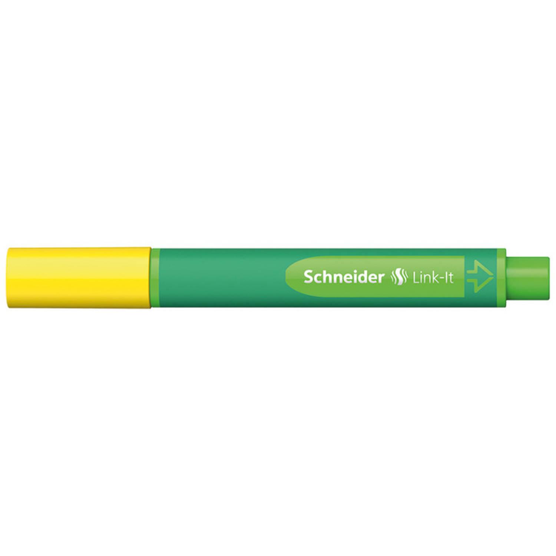 Korting Viltstift Schneider Link it 1,0mm Golden yellow