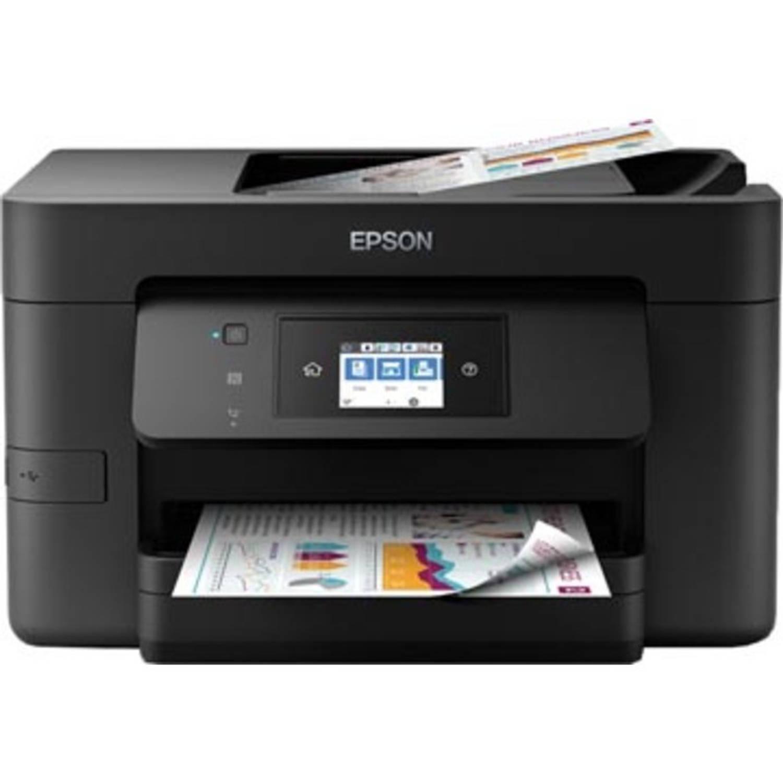Epson WorkForce Pro WF-4725DWF 4800 x 1200DPI Inkjet A4 34ppm Wi-Fi Zwart multifunctional