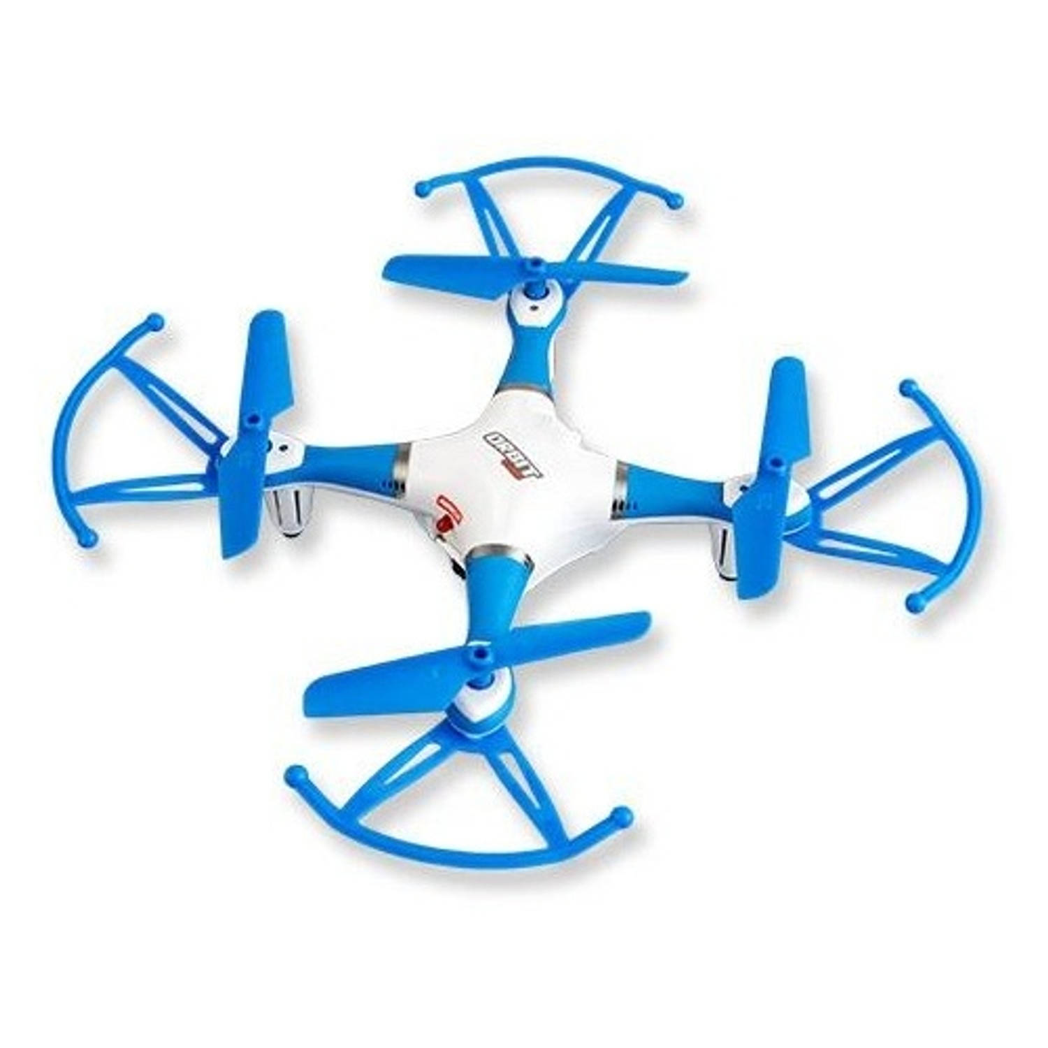 Ninco quadcopter Air Orbit Cam met camera blauw/wit 18 cm