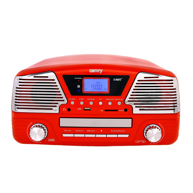 Camry CR 1134 R platenspeler
