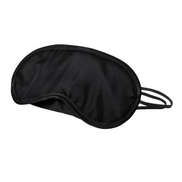 3x Zwart slaapmasker