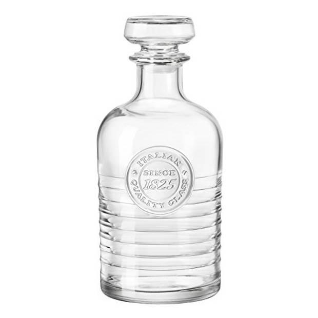 Bormioli Rocco - Officina 1825 karaf (1 liter)