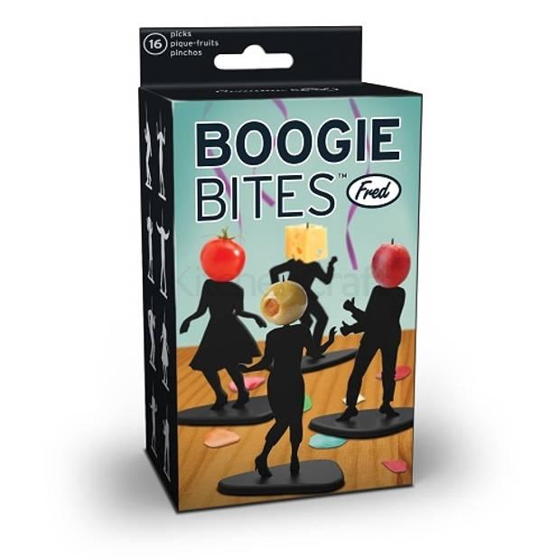 Cocktailprikkers Boogie Bites, Set van 16 - Fred