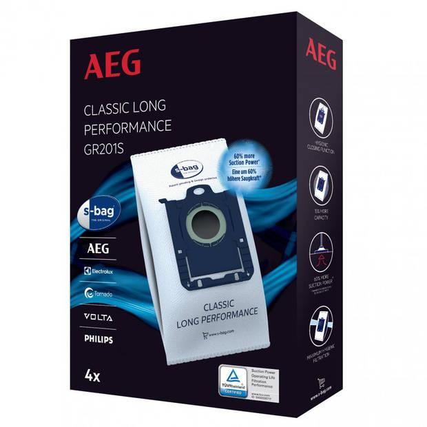 AEG stofzuigerzak S-Bag GR201S
