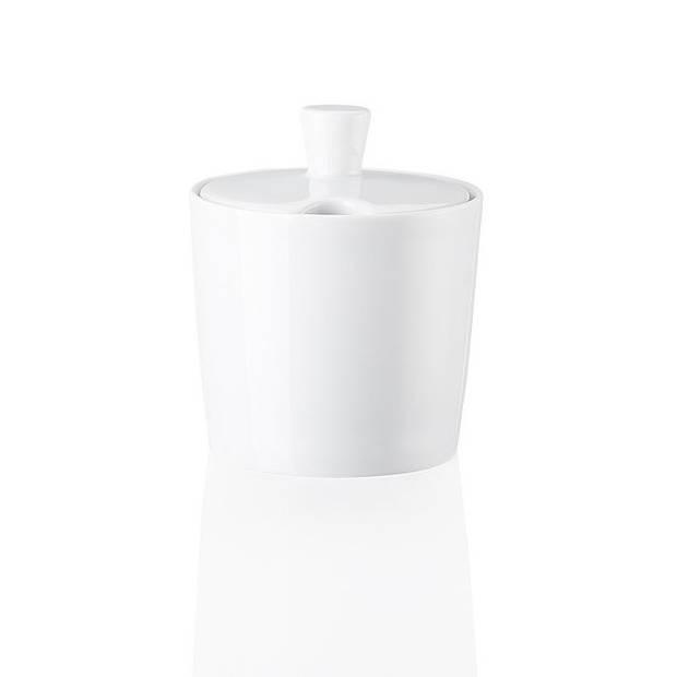 Arzberg Tric Suikerpot met Deksel - Wit