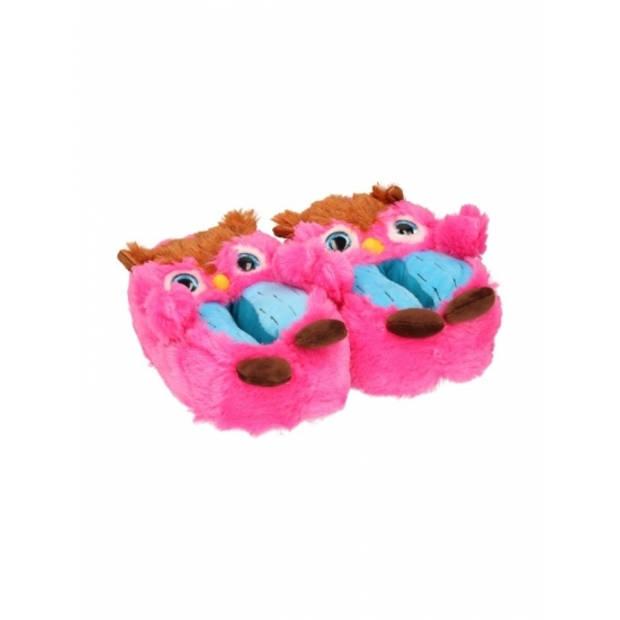 Uil pantoffels voor kinderen 30-31