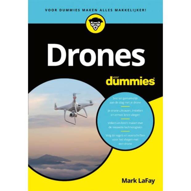 Drones Voor Dummies - Voor Dummies