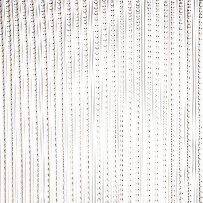 Korting Deurgordijn Grijs Transparant 93 X 220 Cm Insectenwerende Vliegengordijnen