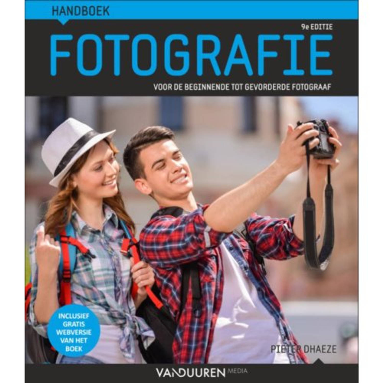 Handboek Fotografie 9e editie. 9e editie, Dhaeze, Pieter, Hardcover