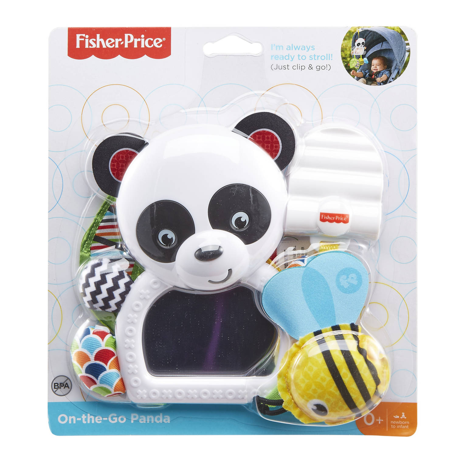 Fisher-price Meeneem Panda