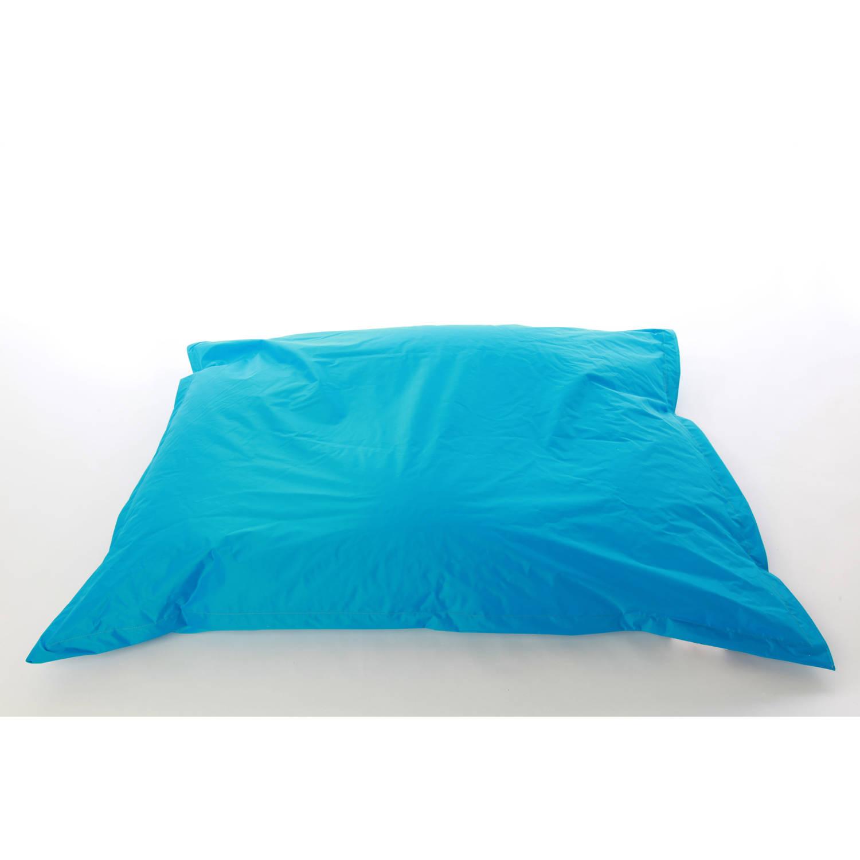Sit Joy Zitzak 100 X 150.Drop Sit Zitzak 150 X 100 Cm Turquoise Blokker