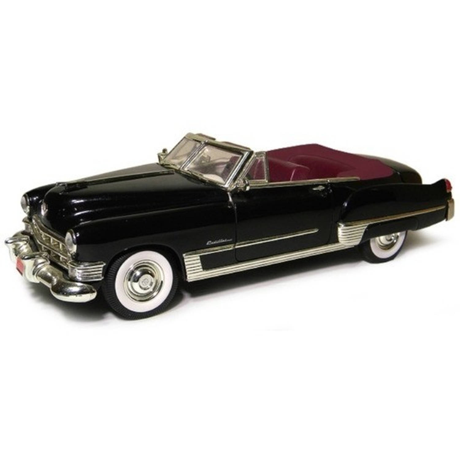 Modelauto Cadillac Series 62 Coupe DeVille cabriolet 1949 1:43 - speelgoed auto schaalmodel