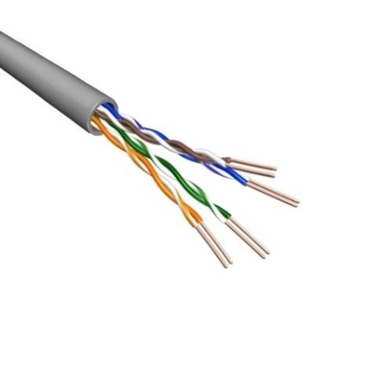 EECONN Cat5e U/UTP kabel massief PVC 50m