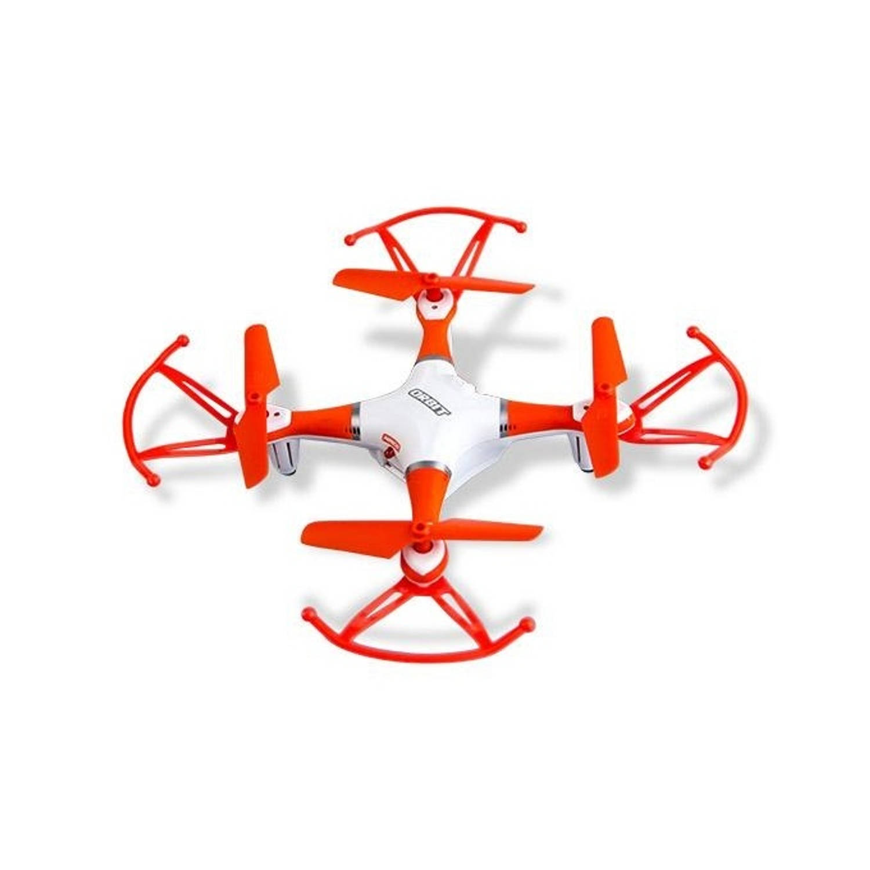 Ninco quadcopter Air Orbit 13 x 13 cm wit/oranje