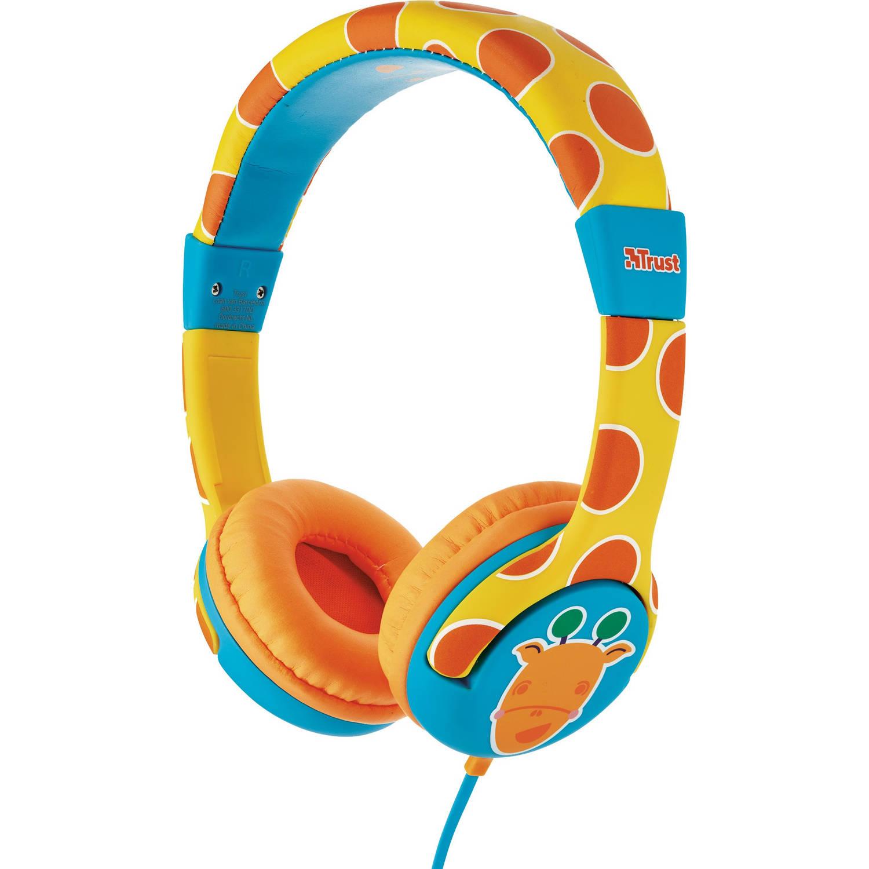 Spila Kids Headphones - giraffe