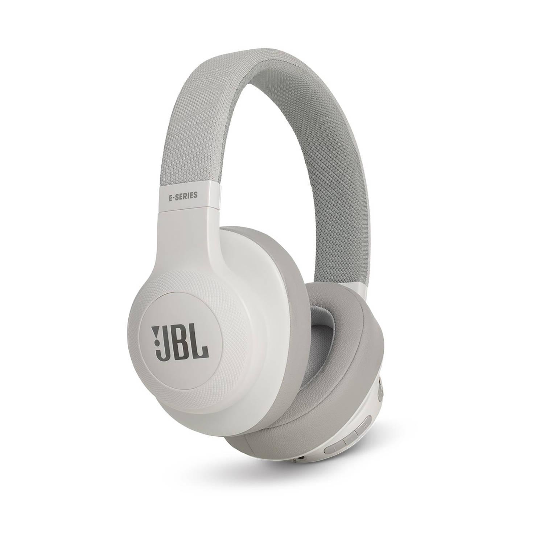 JBL E55BT Wit