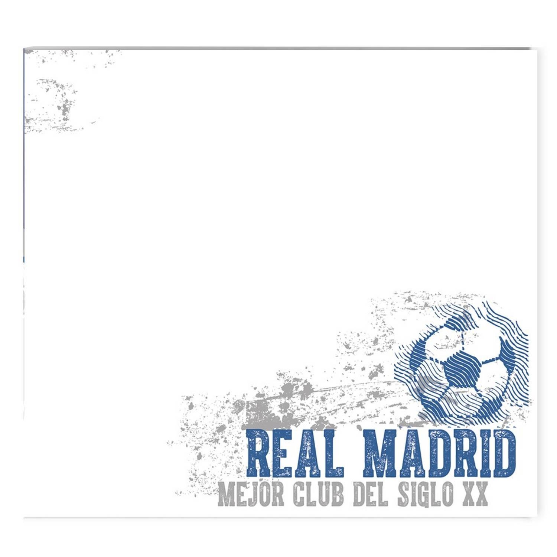 Real Madrid whiteboard muursticker Vintage 50 x 70 cm