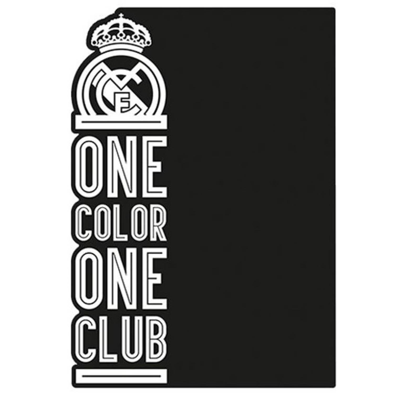 Real Madrid krijtbord muursticker One Color 50 x 70 cm