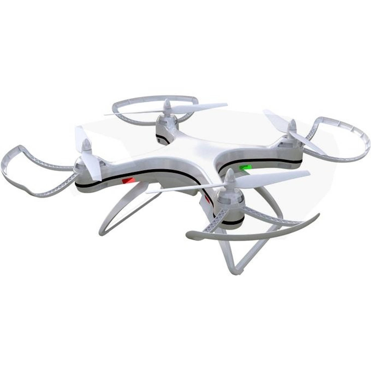 Ninco quadcopter Air Stratus Wifi GPS 62 cm wit