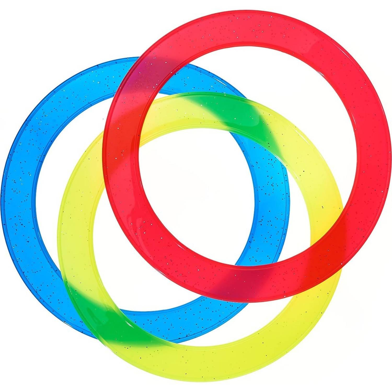 Afbeelding van Acrobat jongleerringen junior 24 cm 3-delig