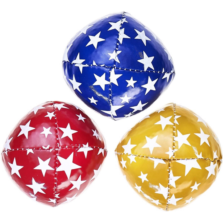 Afbeelding van Acrobat jongleerballen 80 gram 3-delig