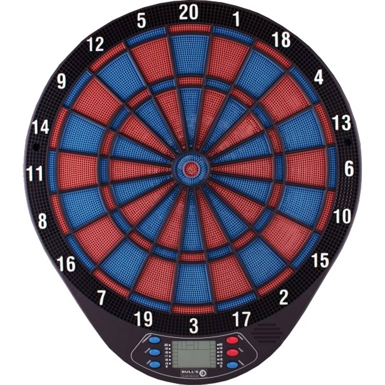Bull´s dartbord Matchpoint Elektronisch 40,5 cm rood-blauw
