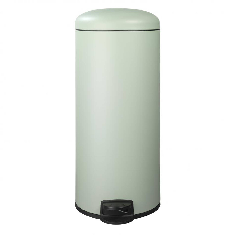 Pedaalemmer 30 Liter.Blokker Pedaalemmer 30 Liter Groen Blokker