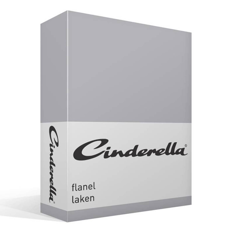 Cinderella flanel laken - Lits-jumeaux (240x260 cm)