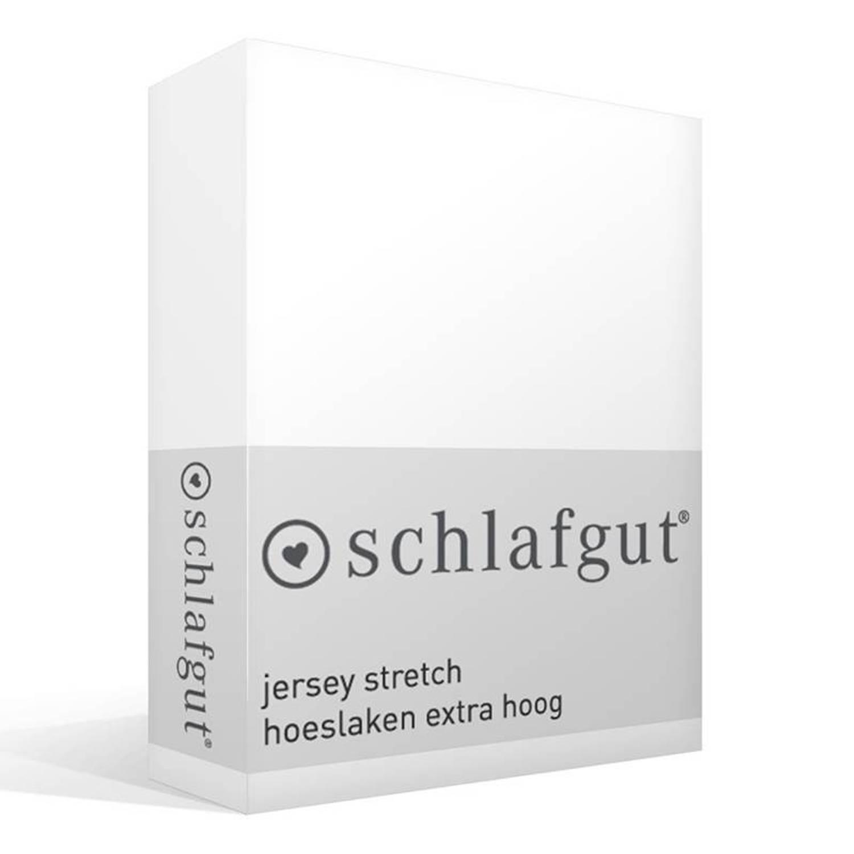 Jersey-hoeslaken van SCHLAFGUT
