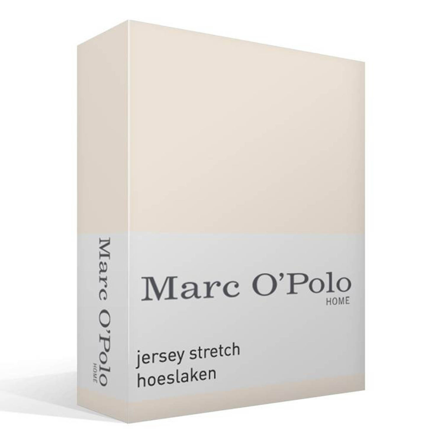 Marc O'Polo Marc O'Polo Jersey stretch hoeslaken - 2-persoons (140/160x200/220 cm)