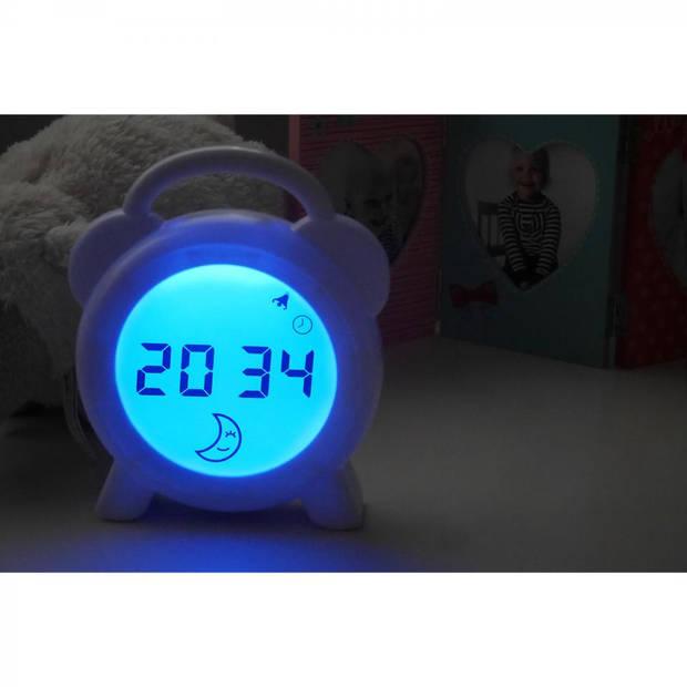 Alecto BC-100 slaaptrainer - nachtlampje en wekker