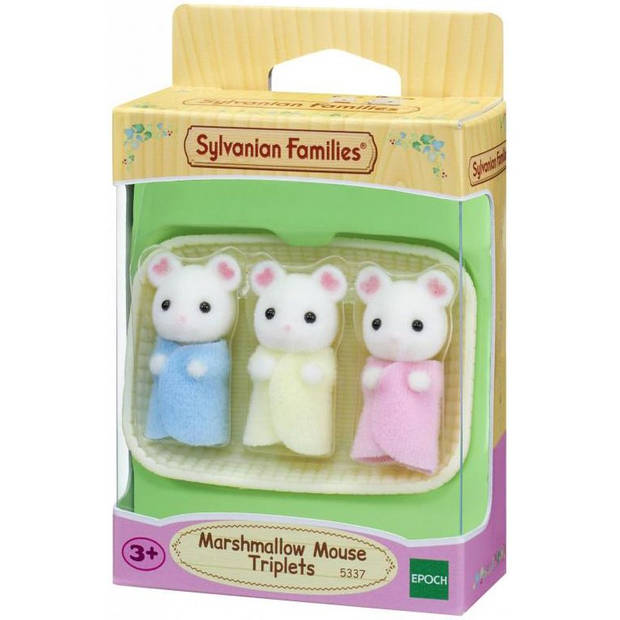 Sylvanian Families drieling marshmellow muis 5308
