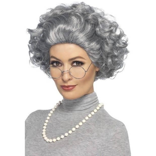 Oma verkleedsetje voor dames