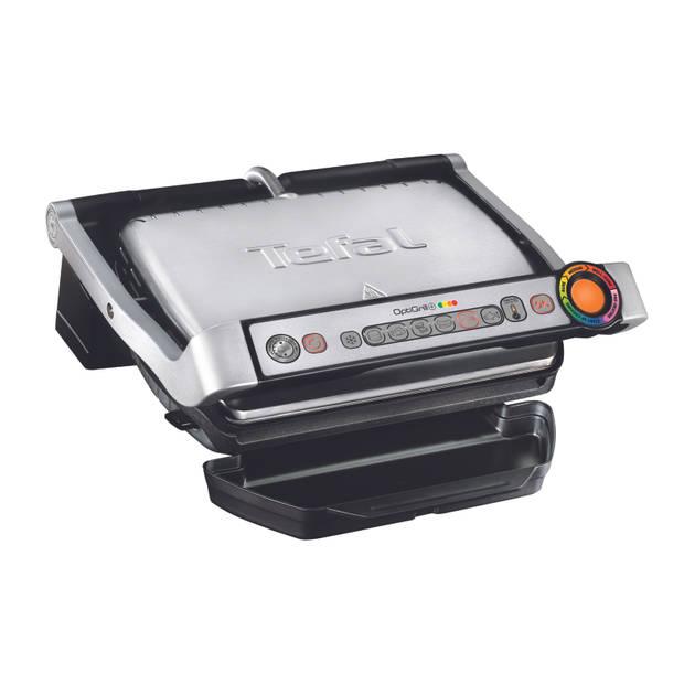 Tefal Optigrill contactgrill + wafel accessoire GC716D