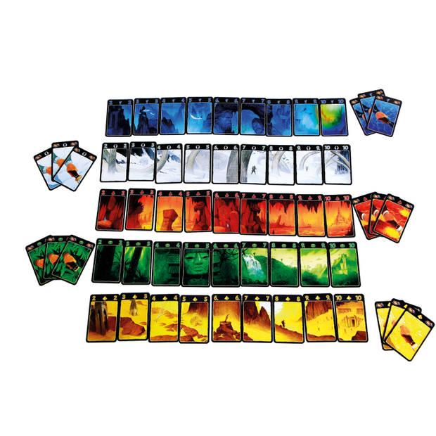 Lost Cities het kaartspel