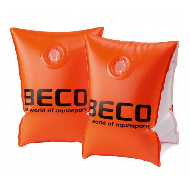 Beco zwembandjes / zwemvleugels oranje - maat 0 - tot 15 kg