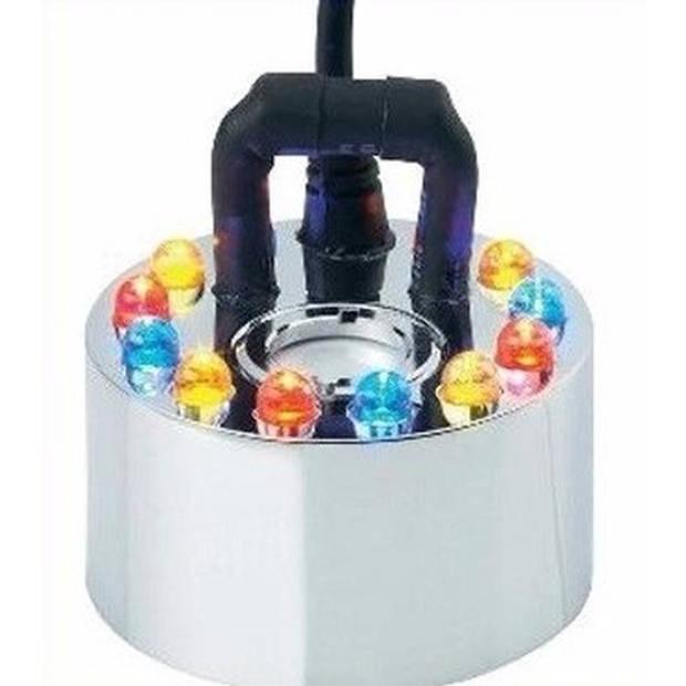 Rook machine met 12 lampjes