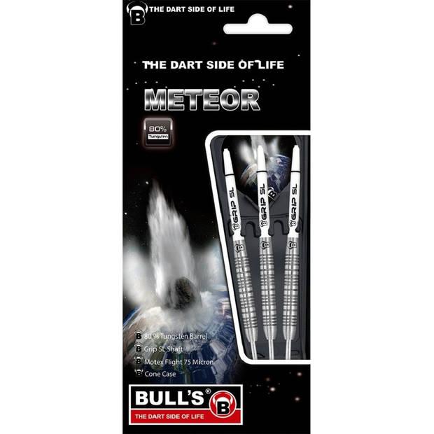 Bull's dartpijlen Meteor MT4 steeltip 80% tungsten 22 gram