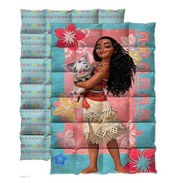 Disney quilt deken Vaiana 140 x 200 cm