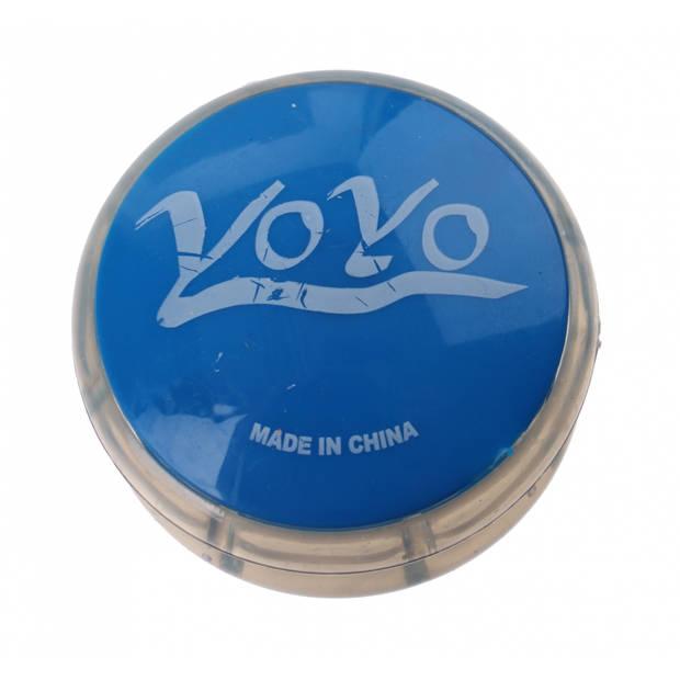Jonotoys Jojo Yoyo 4 cm blauw