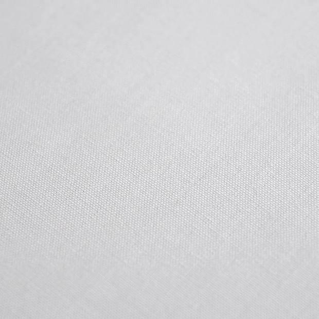 Snoozing - Laken - Katoen - Eenpersoons - 150x260 - Grijs