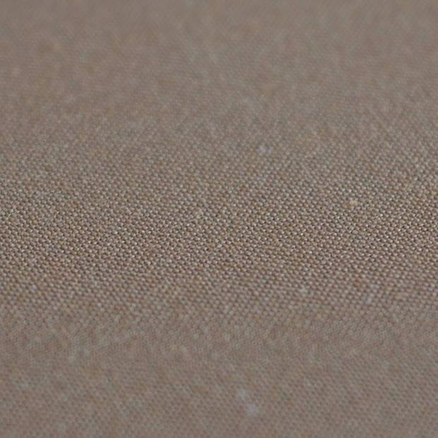 Snoozing - Laken - Katoen - Eenpersoons - 150x260 - Bruin