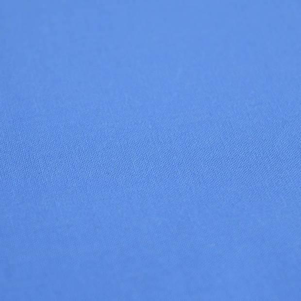 Snoozing - Laken - Eenpersoons - Percale katoen - 150x260 - Meermin