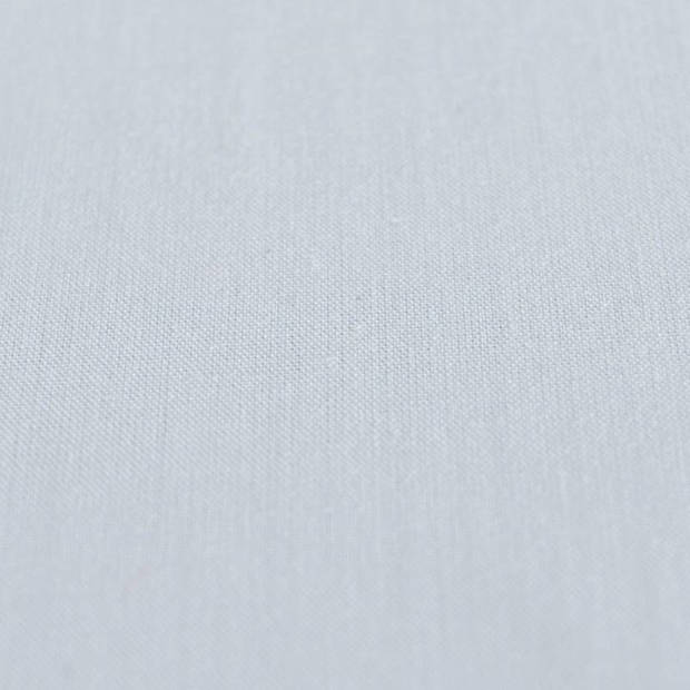 Snoozing - Katoen-satijn - Laken - Eenpersoons - 150x260 - Hemel