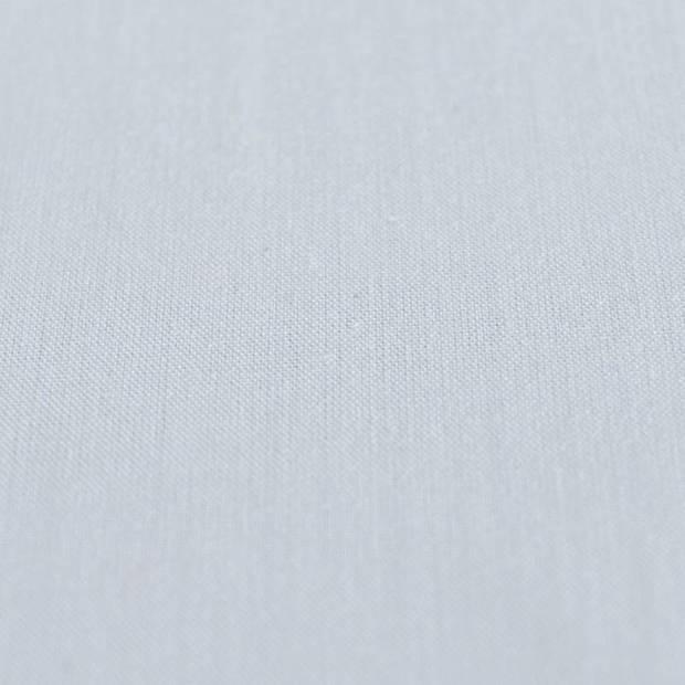Snoozing - Katoen-satijn - Laken - Eenpersoons - 280x300 - Hemel